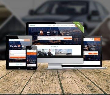 E-TİCARET-BOBtheDRIVER Web Sitesi ve Operasyon Yazılımı