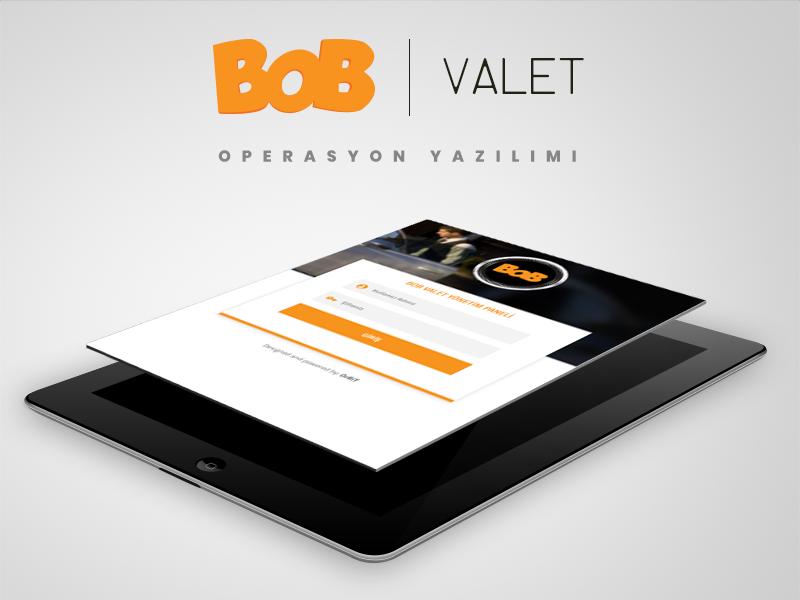 BOB VALET Operasyon Yazılımı