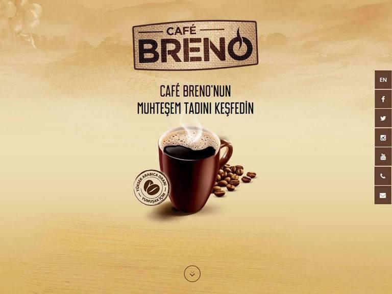 Cafe Breno - Sonunda Hakettiğiniz Kahve