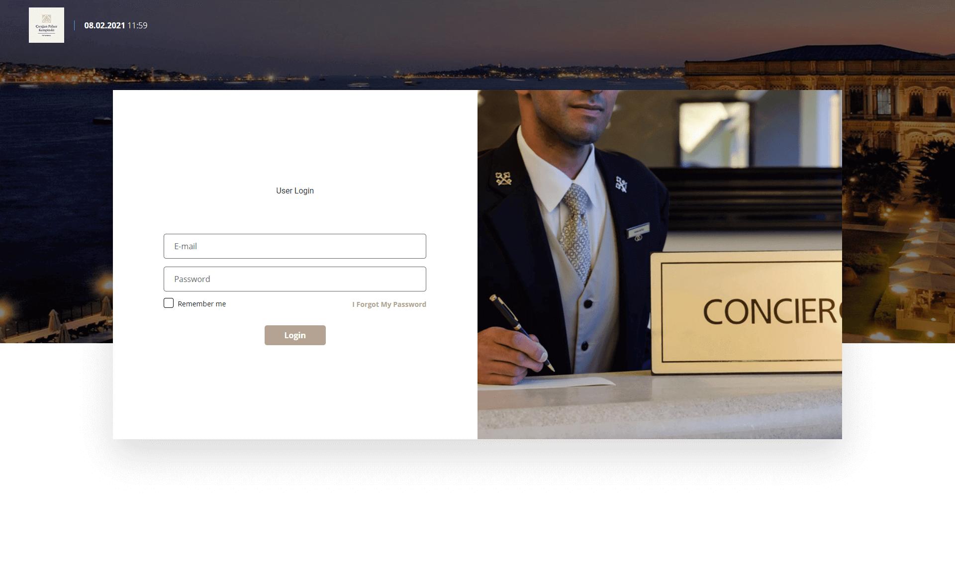 Çırağan Concierge