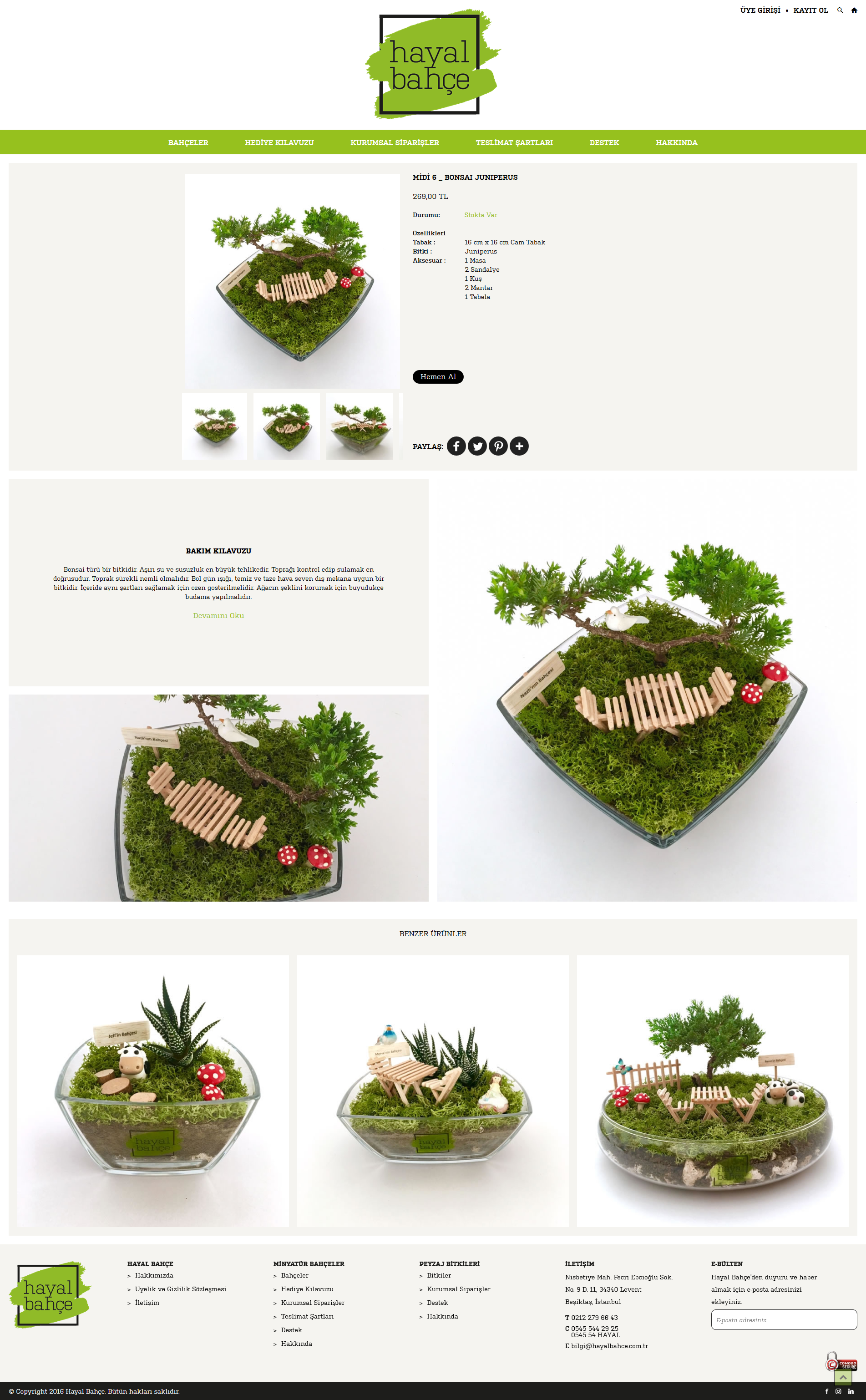 Hayal Bahçe