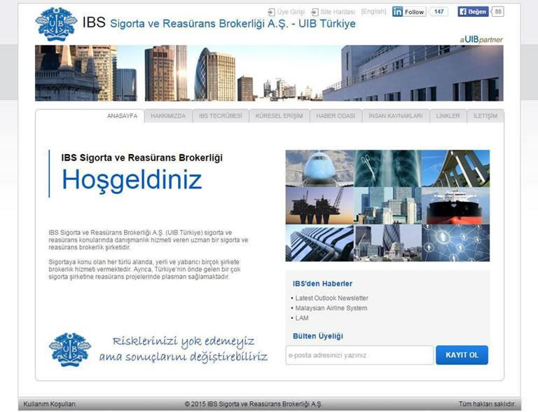 IBS Sigorta ve Reasürans Brokerliği