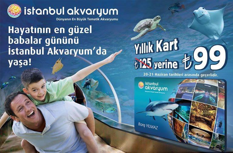 İstanbul Akvaryum Newsletter (E-Bülten)