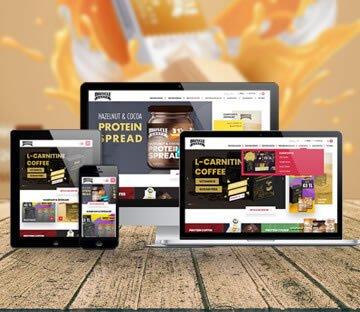 E-TİCARET-Muscle Cheff E-Ticaret Sitesi
