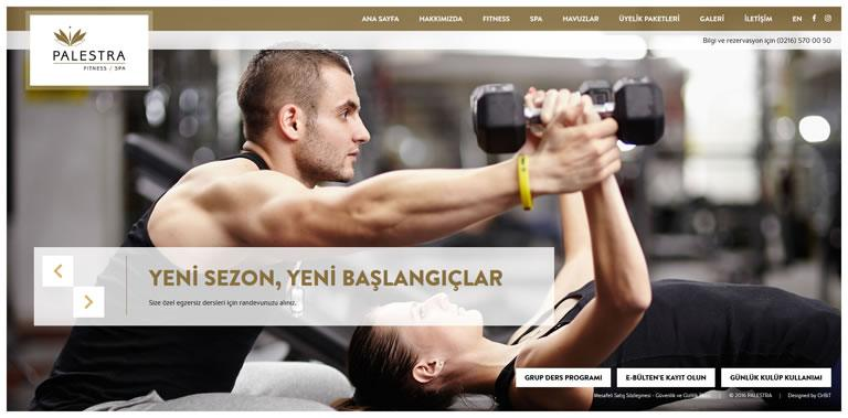 MARIOTT Hotels - Palestra FITNESS SPA