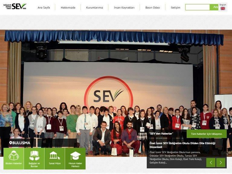 Sağlık ve Eğitim Vakfı (SEV)