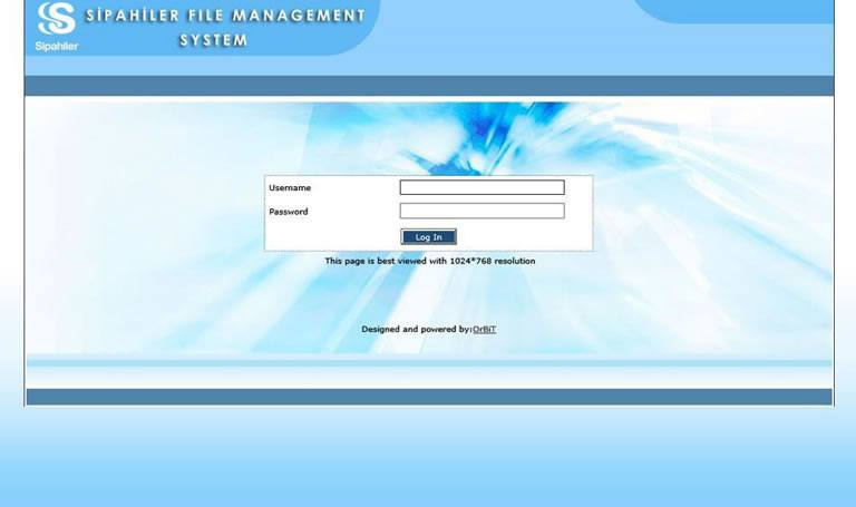 Sipahiler Dosya Yönetim Sistemi