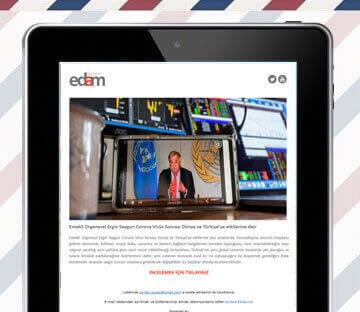 E-BÜLTEN-Ekonomi Dış Politika Araştırmalar Merkezi Newsletter (E-Bülten)