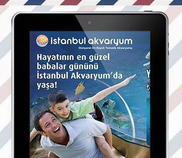 E-BÜLTEN-İstanbul Akvaryum Newsletter (E-Bülten)