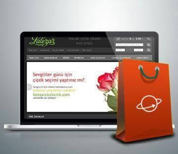 E-TİCARET-Lalezar Çiçekçilik