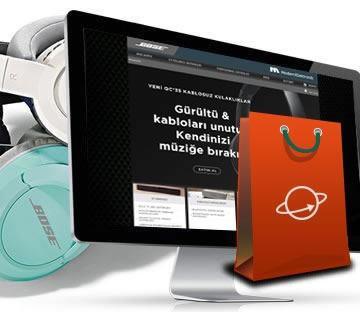 E-TİCARET-Modern Elektronik - Bose Türkiye