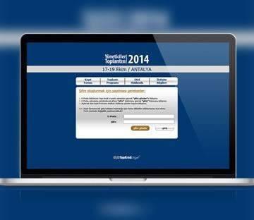 MİKRO SİTE-Yapı Kredi Yöneticiler Toplantısı 2014