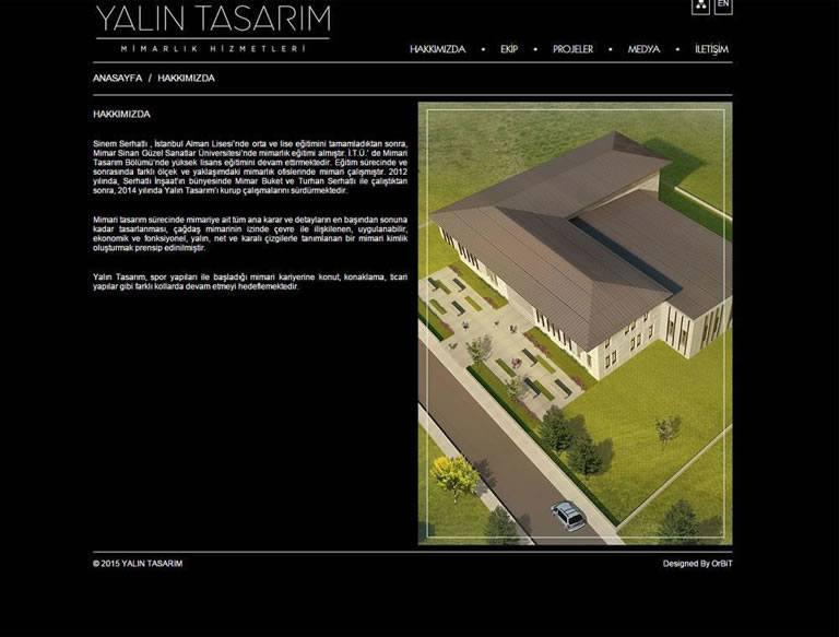 Yalın Tasarım Mimarlık Hizmetleri